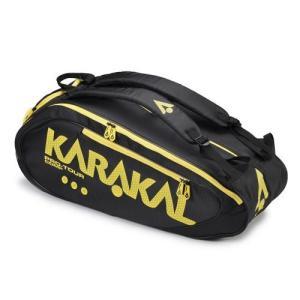 バドミントン スカッシュ テニス ラケットバッグ PRO TOUR COMP (ラケットバッグ) - KARAKAL(カラカル)|zest-2009