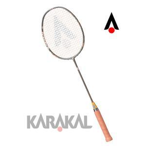 カラカル KARAKAL バドミントン ラケット 5U  M 70 FF NEW-D KB1751 Badminton Racket|zest-2009