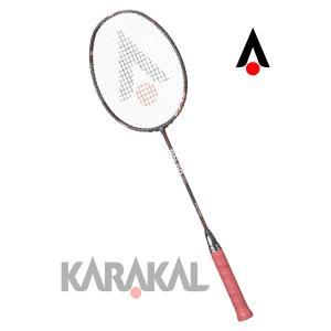 バドミントン ラケット バドミントンラケット バトミントン バトミントンラケット  BN 60 FF 超軽量 KARAKAL カラカル badminton racket|zest-2009