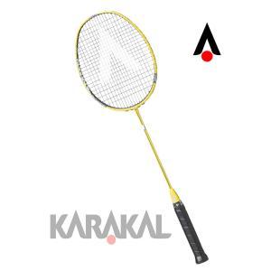 【2018モデル特別先行販売】 カラカル KARAKAL バドミントン ラケット 3U  PRO 84/290 badminton racket|zest-2009