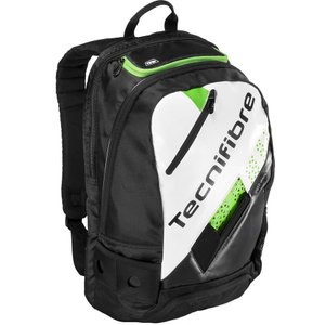 テニス、スカッシュ、バドミントン リュック Squash Green Back Pack テクニファイバー TECNIFIBRE|zest-2009