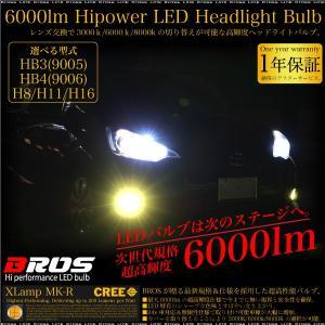 LEDバルブ HB4 HB3 9005 H8 H9 H11 H16 12V 24V 車検対応 6000lm ヘッドライト フォグランプ CREE 条件付 送料無料 _@a605