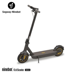 Kickscooter MAX Segway-Ninebot セグウェイ ナインボット キックスクーター マックス 電動 モビリティ 乗り物|zestnationjp