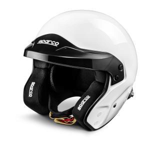 ジェットヘルメット 自動車用  RJ-3 FIA公認:SNELL SA 2015 「SPARCO」スパルコ|zeus-japan