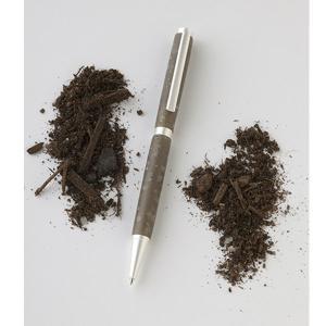 「Merrily Made(メリーメイド)」ガーデンコレクション ボールペン Compost (有機堆肥) 「コンポスト」  「ネコポス・宅配便コンパクトOK」|zeus-japan