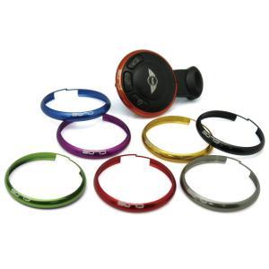 MINI(ミニ) R55/R56/R57/R58/R59/R60 プロテクターキーリング リモコンキープロテクター 全8色 「CLOS」クロス|zeus-japan