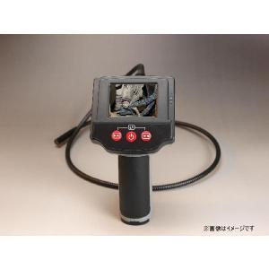 「スペックコンピュータ」モニタ付きフレシキブルカメラ くね撮りDXPH006(ファイバースコープカメラ)|zeus-japan
