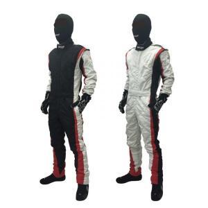 シルバーストンレーシング ベケッツ3/スリムタイプ レーシングスーツ FIA公認:3レイヤー「Silverstone RACING」|zeus-japan