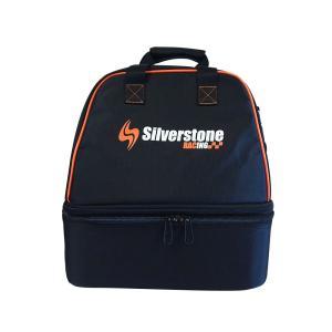 SilverstoneRACING レーシングバッグ HANS対応[シルバーストンレーシング]|zeus-japan