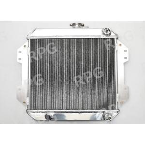 3層52mm フルアルミ ラジエーター ジムニー V-JA11V