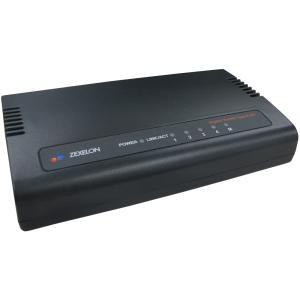 ギガビット対応スイッチングハブ(VLAN仕様)【ZS-G1005V】★省電力型イーサネット機能(IEEE802.3az準拠)搭載★日本メーカー製コンデンサ採用|zexelon2
