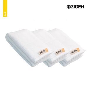 ZIGEN × IKEUCHI ORGANIC 今治タオル フェイスタオル 3枚セット タオル 風で...
