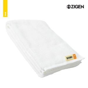 ZIGEN × IKEUCHI ORGANIC 今治タオル シャワータオル 風で織るタオル 国産 ジ...