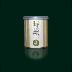 河越抹茶「時熏」30g|zikkichi