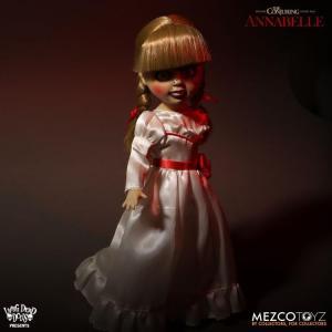 アナベル 死霊館の人形 メズコ リビングデッドドールズ 10インチ