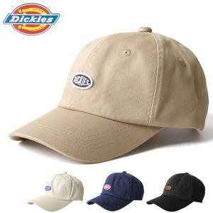 キャップ メンズ ベースボールキャップ 帽子 ワッペン ワンポイント ローキャップ Dickies ディッキーズ ファッション (14471000)|zip