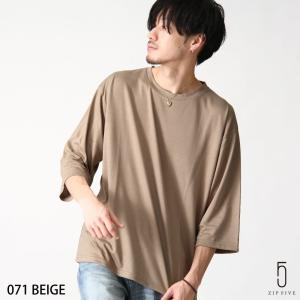 Tシャツ メンズ カットソー Tee クルーネック 半端袖 ...