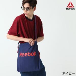 トートバッグ メンズ ショルダーバッグ 肩掛け バック トート ロゴ 鞄 かばん Reebok リーボック スポーティ ファッション (arb1028)|zip