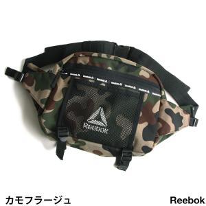 ヒップバッグ・ウエストバッグ メンズ ボディバッグ ヒップバッグ ウエストバッグ 鞄 かばん Reebok リーボック スポーティ ファッション (arb1031)|zip