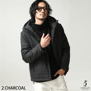 ブルゾン メンズ ダウンジャケット 中綿ブルゾン フ中綿ジャケット カジュアル ファッション (br8070)|zip