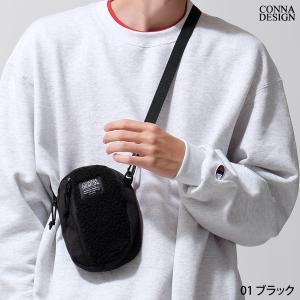 ショルダーバッグ メンズ ミニバッグ 鞄 肩掛け 斜めがけ ボア サブバッグ ストラップ取り外し可 無地 ファッション ポイント消化 (cd181212)|zip