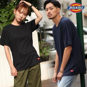 Tシャツ メンズ  アメリカを代表するカジュアルワークブランド【Dickies】より、T/C素材を採...