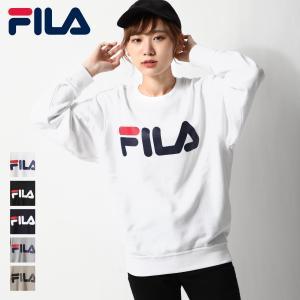 トレーナー メンズ  100年以上続く老舗スポーツウェアブランド【FILA】より、毎シーズンストリー...