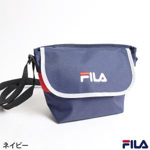 ショルダーバッグ メンズ ショルダーバッグ 肩掛け バック ポーチ 鞄 かばん FILA フィラ スポーティ ファッション (fm2063)|zip