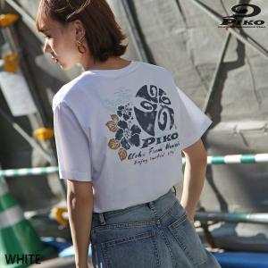 Tシャツ メンズ Tシャツ 半袖 クルーネック プリント ワンポイント バックプリント ピコ PIKO ファッション ポイント消化 (pkm1401)|zip