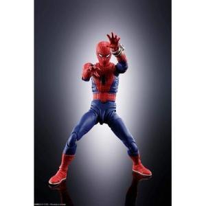 【新品】【即納】S.H.フィギュアーツ MARVEL スパイダーマン(「スパイダーマン」東映TVシリ...