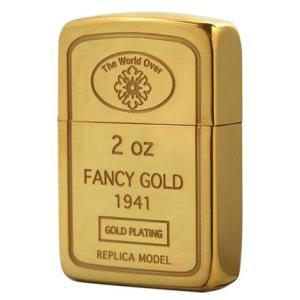 世界中のあらゆる場で、その価値を認められる純金を贅沢にメッキしたZIPPOです。金色の輝きを放つケー...