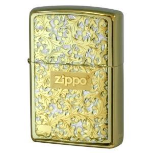 Zippo ジッポー #200金チタン #K-7 zippo-flamingo