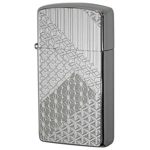 Zippo ジッポ ジッポーライター Metal Plate 真鍮板メタルプレート 16MP-組木模様|zippo-flamingo