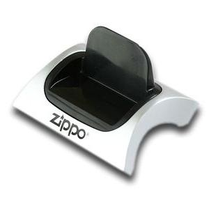 Zippoアクセサリ マグネット式ライタースタンド|zippo-flamingo