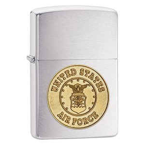 Zippo ジッポー  Air Force Crest Emblem 280AFC|zippo-flamingo