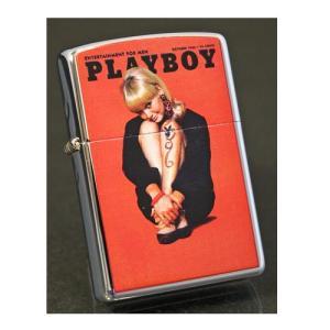 ZIPPO PLAYBOY プレイボーイ カバーシリーズ 1966年10月号 21211 ジッポーラ...