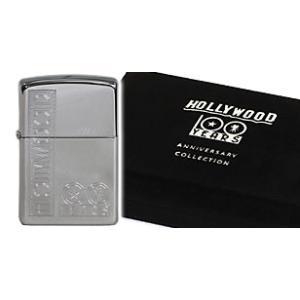 HOLLYWOOD100周年記念ジッポー ZIPPOライター ジッポライター zippoworld
