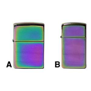 「スペクトラム」虹色ジッポーBスリムジッポー ZIPPOライター ジッポライター|zippoworld