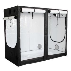 屋内用温室 HOMEbox Evolution R240(ホームボックスエボリューション R240) 240×120×200 内幕:白