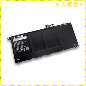MR.SUPPLY Dell デル XPS 13 (9343) (9350) (9360) 交換用バ...