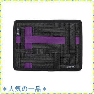 Cocoon ガジェット&デジモノアクセサリ固定ツール 「GRID-IT! 」B6 (2419, 黒...