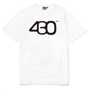 430 FOURTHIRTY / NUMBER ICON S/S TEE フォーサーティ Tシャツ|zitensyadepo