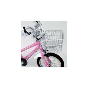 幼児自転車用 前カゴ 【ルイガノ LGS-J16に最適】【自転車と同時購入で取付・パーツ送料無料】|zitensyadepo