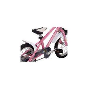 幼児自転車用 キッズフェンダー(泥除け) 【ルイガノ LGS-J16に最適】【自転車と同時購入で取付・パーツ送料無料】|zitensyadepo