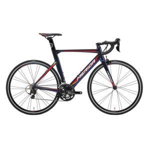 2018モデル MERIDA(メリダ) REACTO 400 ダークブルー  ロードバイク|zitensyadepo