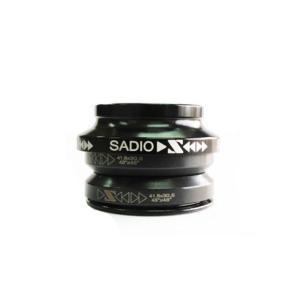 SADIO Integrated headset  / サディオ ピスト BMX FIXEDパーツ インターナルヘッドセット|zitensyadepo