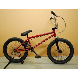 *セール20%OFF* WETHEPEOPLE / 2018モデル CRYSIS -METALLIC RED- BMX ストリート|zitensyadepo