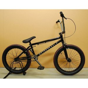 *セール20%OFF* WETHEPEOPLE / 2018モデル JUSTICE -GRAPHITE BLACK- BMX ストリート|zitensyadepo