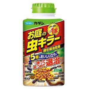 ◆ まくだけ簡単!粒タイプの誘引殺虫剤です。 ◆ ナメクジ、ヨトウムシ、ダンゴムシ、ワラジムシ、アリ...