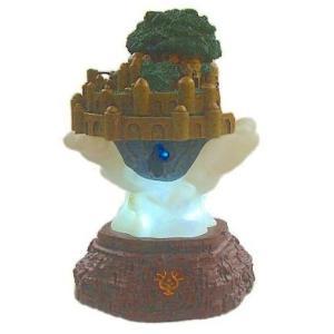 【ジブリグッズ LAPUTA: Castle in the Sky】 天空の城ラピュタ ライトアップジオラマ ラピュタ城|znet